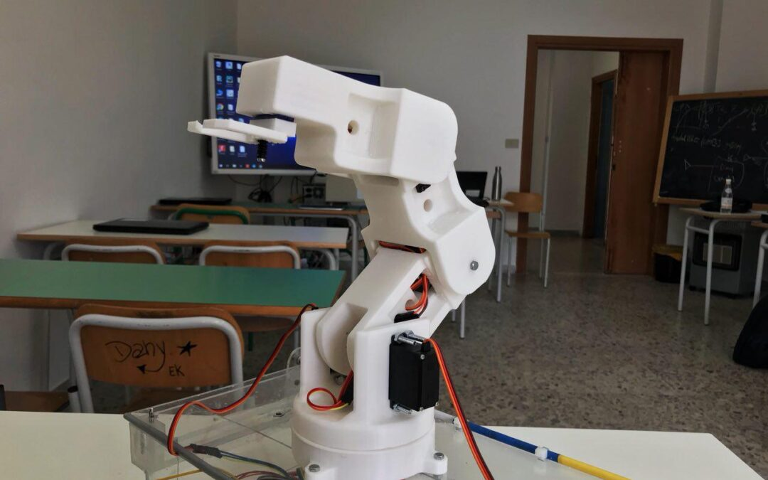 Protesi robotica